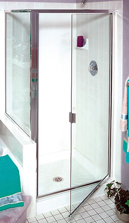 Semi Frameless Shower Enclosures framed vs semi frameless vs frameless shower enclosures