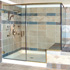Heavy Glass Corner Shower